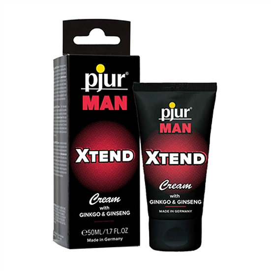 Pjur Man Xtend Cream - 50ml