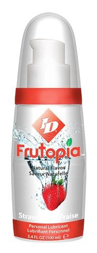 ID Frutopia Natural Flavor - Strawberry 3.4 Oz