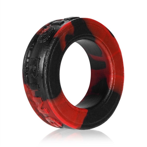 Pig-Ring Comfort Cockring - Fist Red Mix