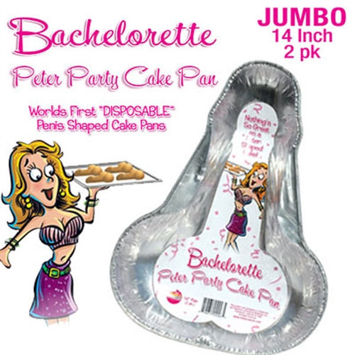 Peter Party Cake Pan 2 Pack - Large