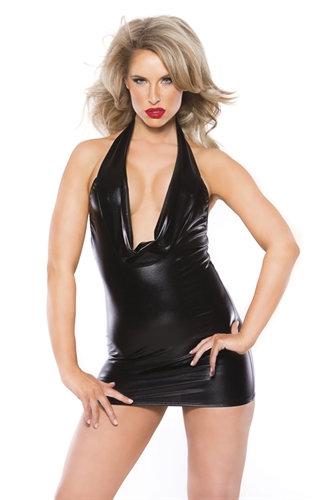 Alluring Kitten Dress - One Size