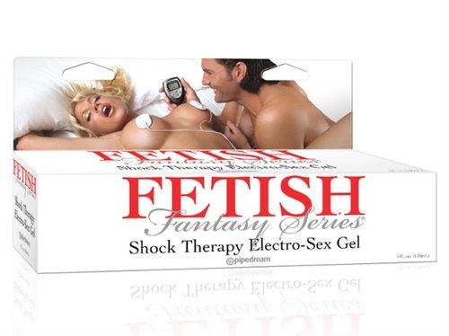 Fetish Fantasy Series Electro Gel 4 Oz.