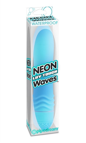 Neon Luv Touch Waves - Blue