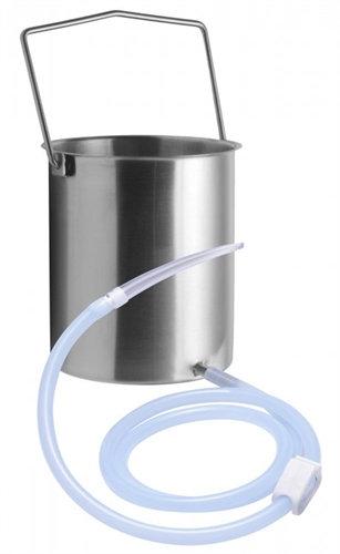 Premium Enema Bucket Kt With Silicone Hose