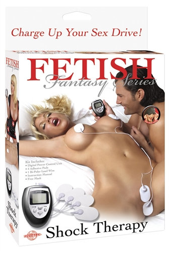 Fetish Fantasy Shock Therapy