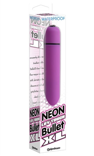 Neon Luv Touch Bullet XL - Purple