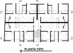 PLANTA NIVEL TIPO