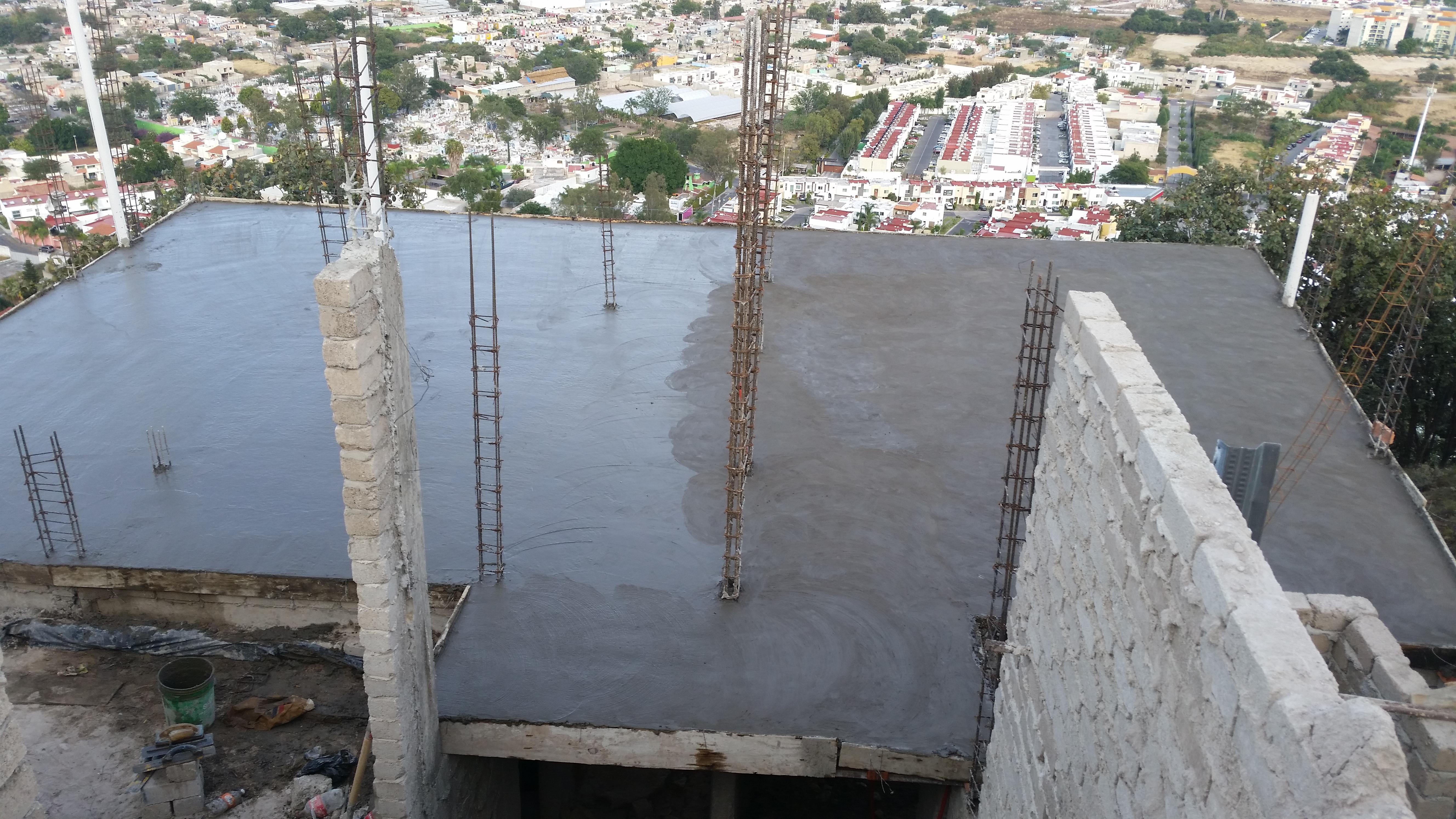 ENTREPISOS DE LOSA-ACERO
