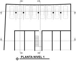 PLANTA NIVEL 1