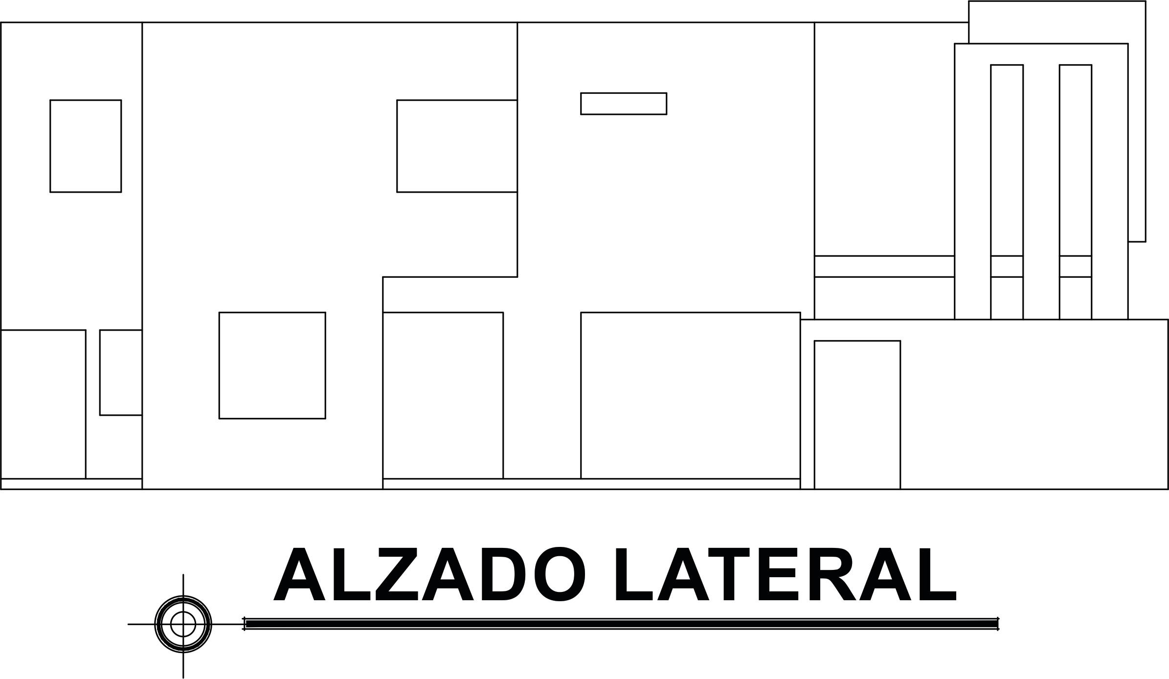ALZADO LATERAL