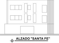 ALZADO SANTA FE