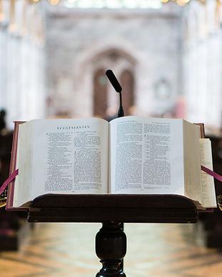 Eglise autel