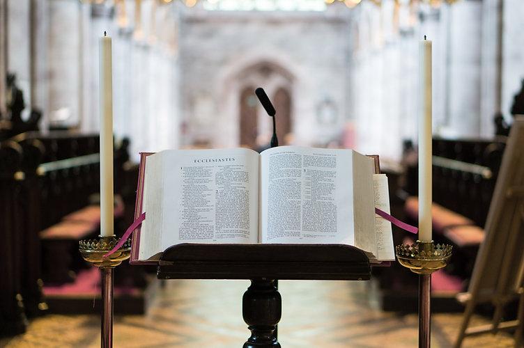 Church Altar