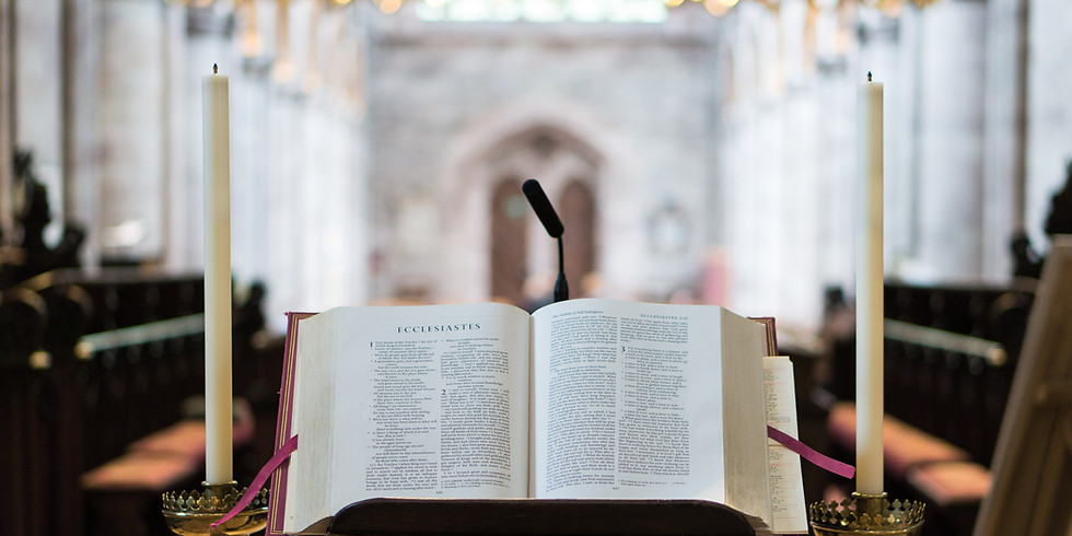Church Launching Worship Service