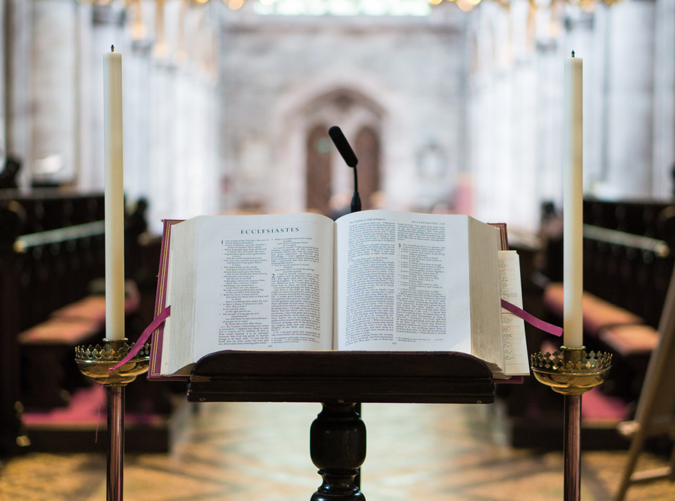 Ołtarz kościoła