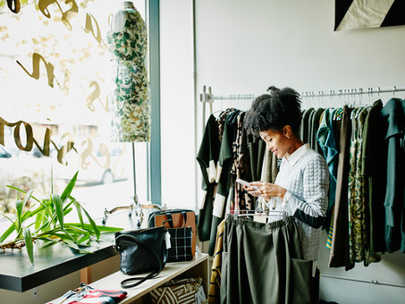 Q&A with a fashion stylist