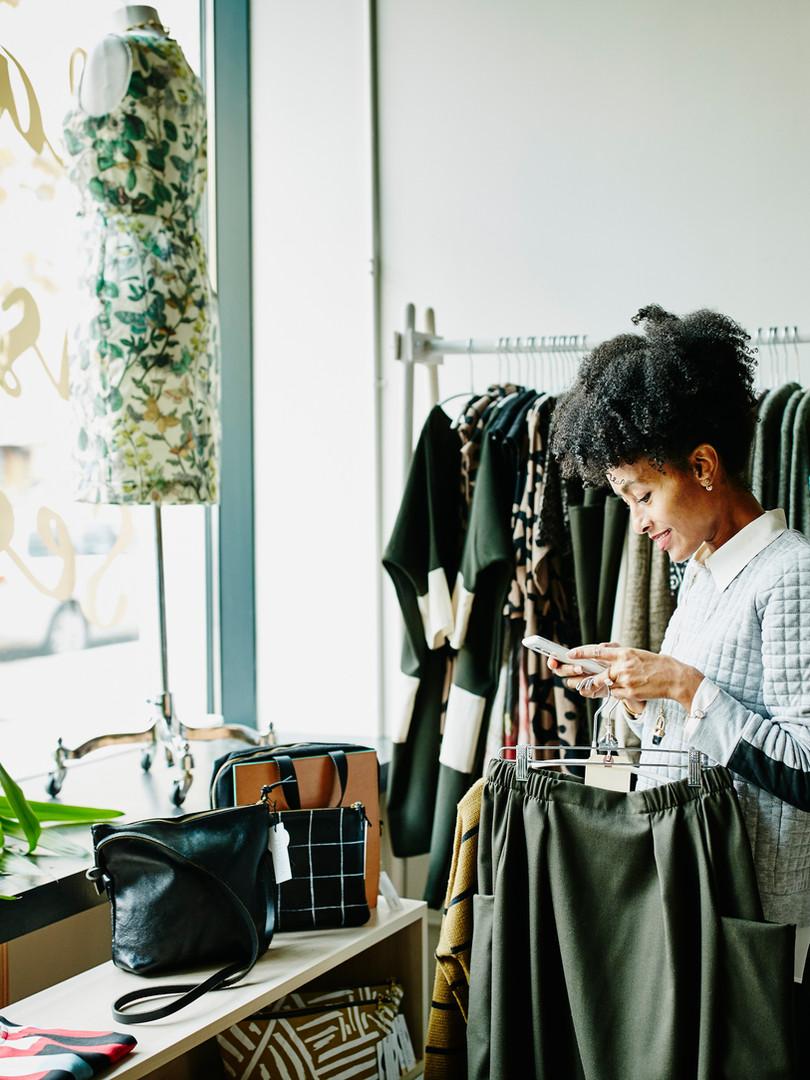 Everyday Fashion Guru shopping