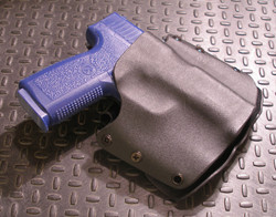 Paddle holster for Kahr CW45