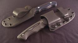kydex sheaths for custom knives