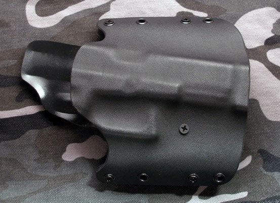 Standard OWB Holster, The Silverback