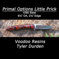 Little Prick Tyler Durden
