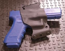 Pygmy with Glock 17
