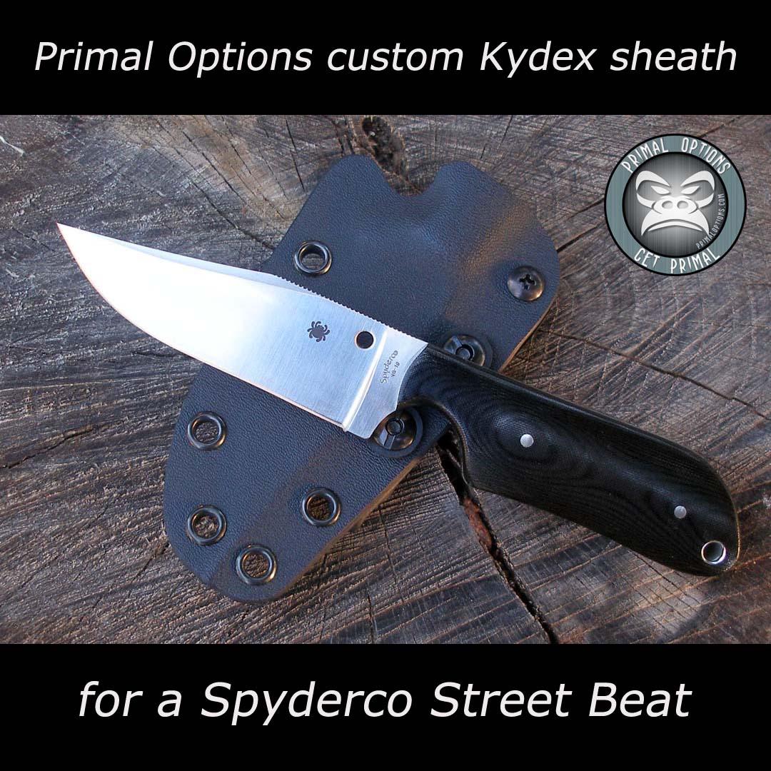 Spyderco Street Beat
