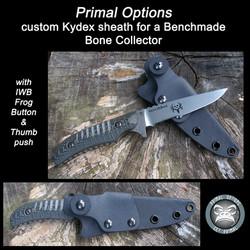 Benchmade Bone Collector