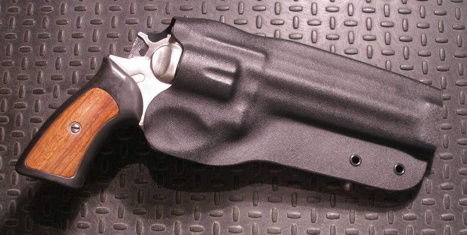 Custom Kydex Holster Ruger GPS100