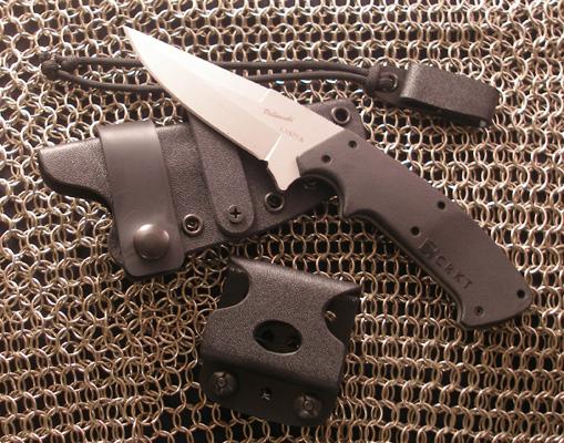 Custom Kydex sheath: CRKT Companion