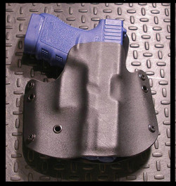Custom Kydex OWB Standard Cut
