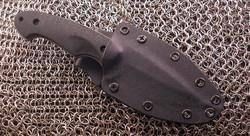 Custom Kydex sheath for a Gerber