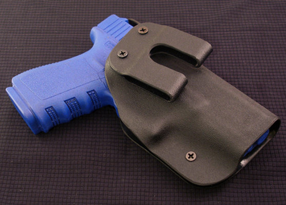 Ultra-Flat Kydex IWB loop