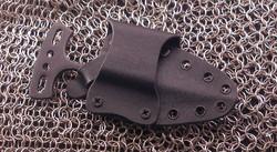 Custom Kydex sheath for push dagger