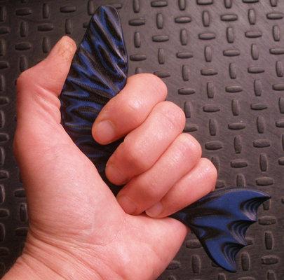 Full-size Dolphin Impact Tool