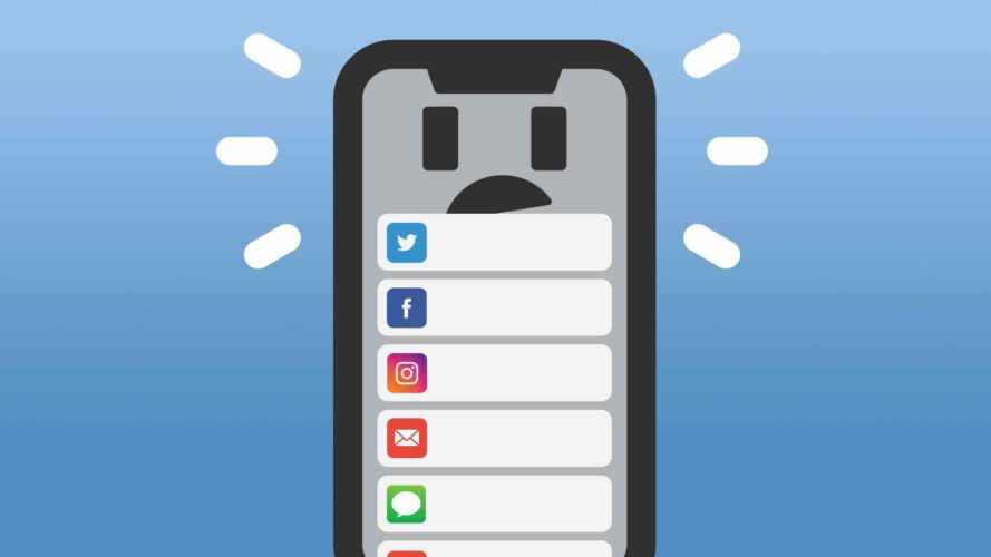 iPhone notifications and alerts