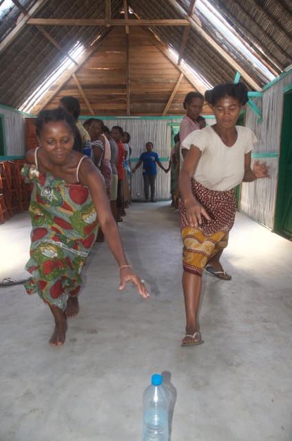 Team-building, business skills Madagascar