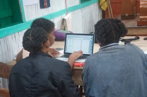 Learning business skills, Madagascar