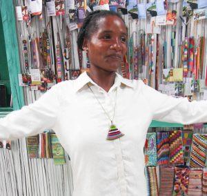 Glastonbury Madagascar embroidery