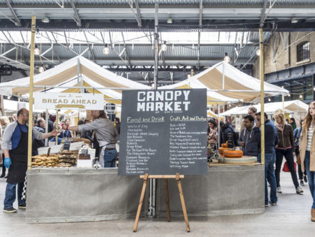 Calling all Londoners! Stitch Market Stall Coming to Kings Cross