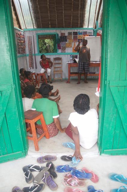 women cooperative business, madagascar