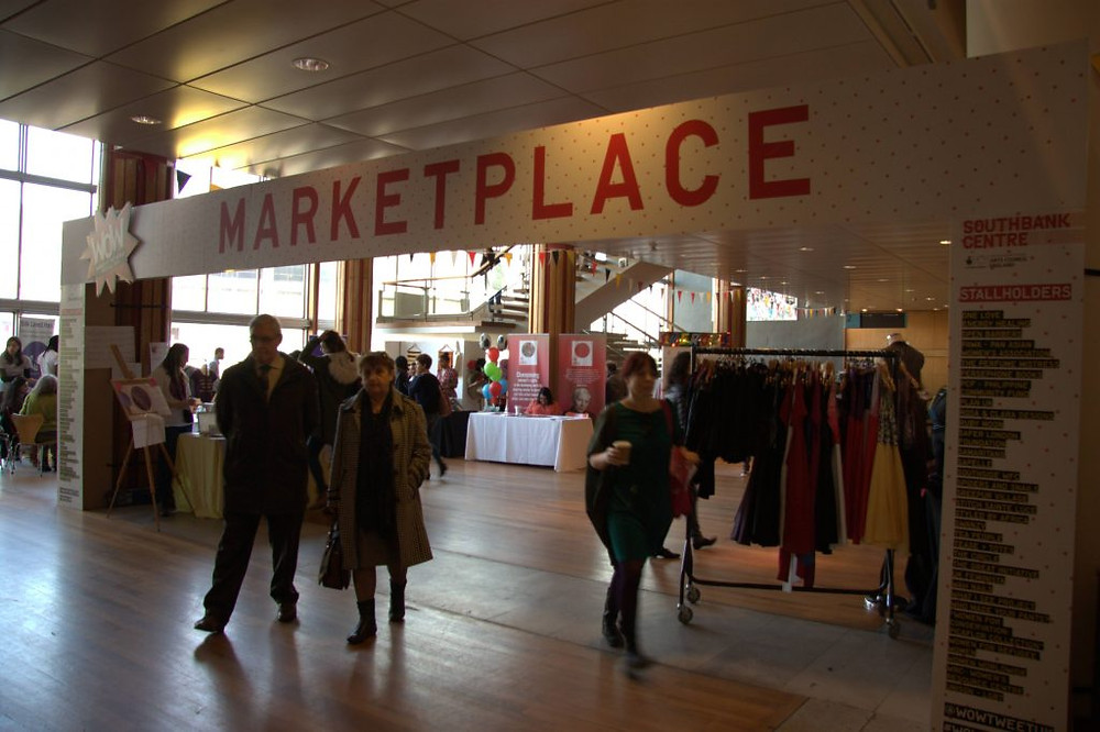 Women of the World Festival Marketplace