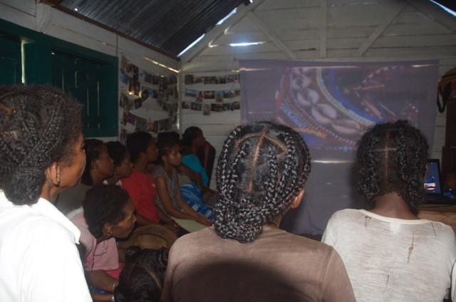 Business skills training, Madagascar, Stitch