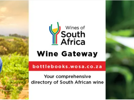 South Africa's Wine Gateway