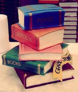 Borders Books Grand Opening Bellevue
