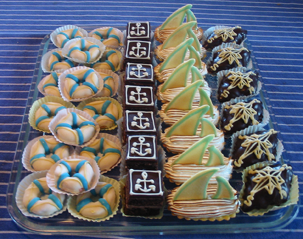 Nautical Pastries