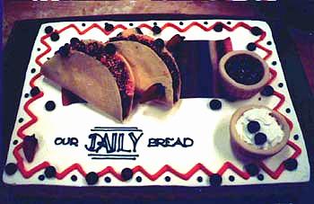 Taco Tuesday cake
