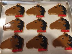Horse Head Godfather cookies