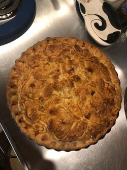 Pretty Apple Pie