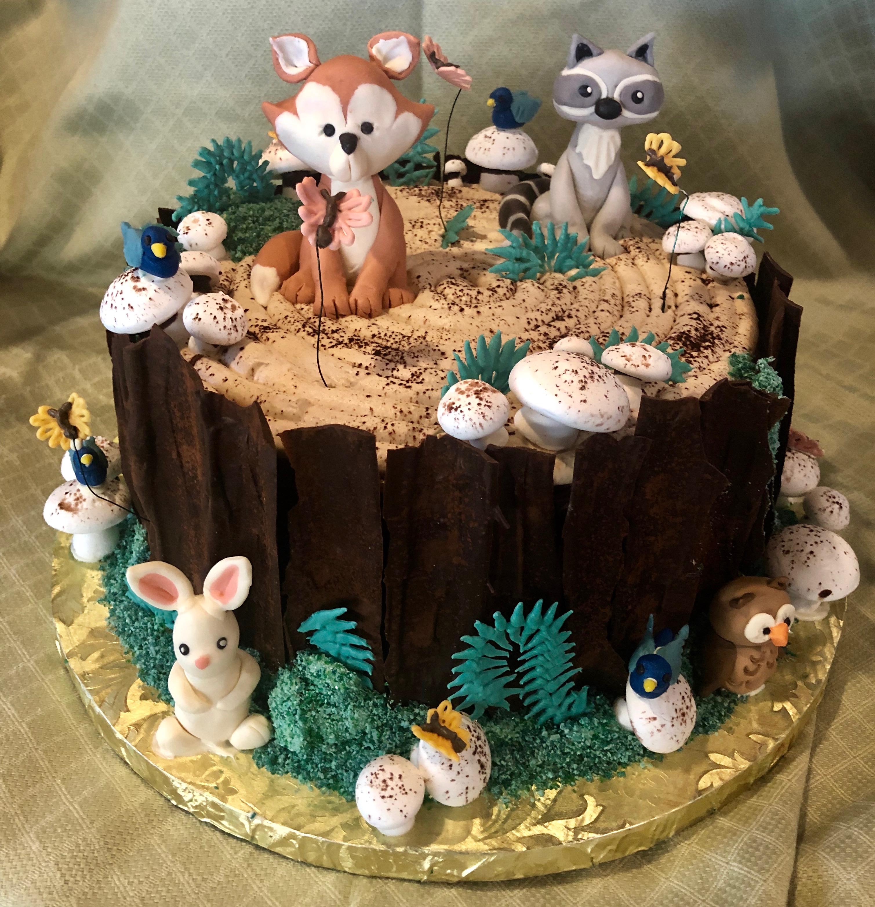 Centrum Gala cake 2019